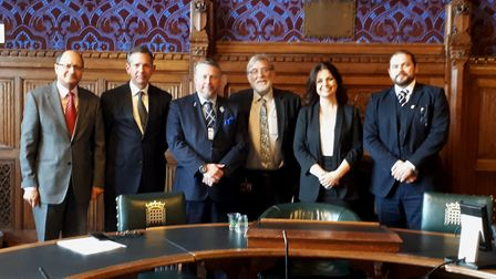 Police and Crime Commissioner Jason Ablewhite spoke in the House of Lords about how hare coursing is