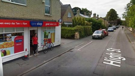 Man charged in connection with Meldreth armed robberies. The offences took place at One Stop in High