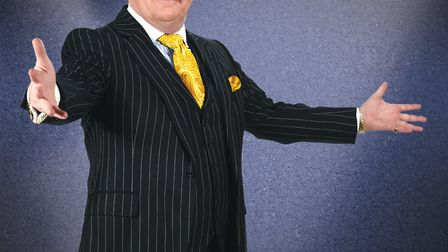 The peoples favourite comedian, Jim Davidson, is coming to the GER in March in January.