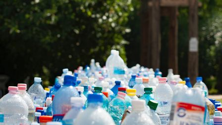 Plastic waste sent to landfill reduced by 40 tonnes in East Cambridgeshire in one year. Picture: MAL