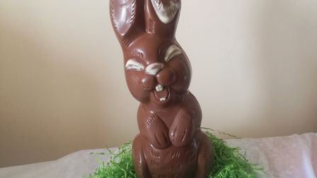 Ely Hereward Rotary Club is running an Easter raffle again this year at a number of local outlets to