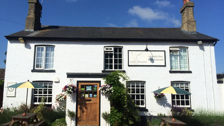 The White Pheasant in Fordham has seen objections to their marquee plans. Photo: SUBMITTED