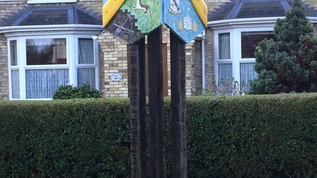 A new village sign will be unveiled in Doddington as part of the centenary of the Woman's Institute.