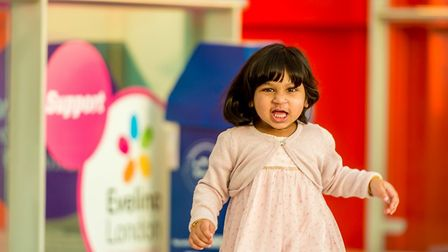A critically ill baby from March had her life saved by a doctor who sniffed her earwax. Harini Rasal
