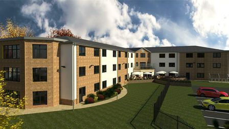 A new state-of-the-art care home providing dementia care for 66 residents will create 100 jobs in El