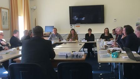Metro Mayor clashes with Scrutiny Committee members when the question of funding for key projects is