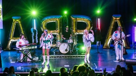 Tribute band ABBA ReBjörn are set to make a return to The Maltings in Ely this weekend.