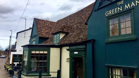 REVIEW: Devilishly delectable dishes delight at The Green Man in Trumpington. Picture: CLARE BUTLER/