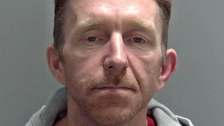 Duncan Brittain has been jailed for two years for burgling a home in Chatteris. Picture: DUNCAN BRIT