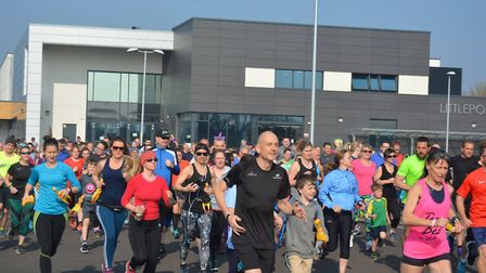 Littleport parkrun success brings the community together as more than 250 take part. Picture: MIKE R