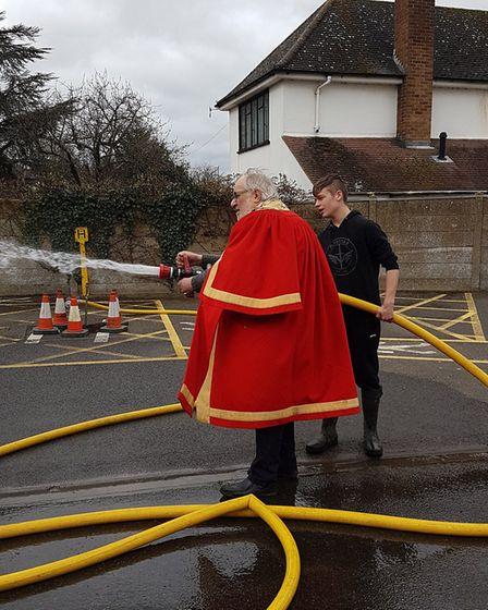 The Ely team - This is how our firefighters got on during The Fire Fighters Charity National Car Was