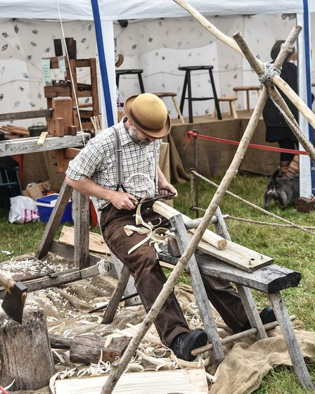 Fifteen of the worlds best chainsaw carvers from 12 different countries are set to face off at this