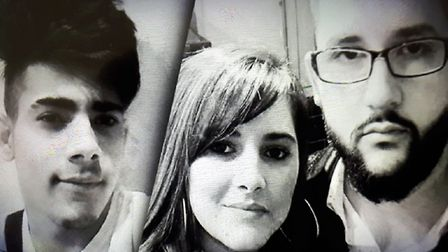 A grieving family have shared a heartbreaking tribute after three people died in a crash in Peterbor