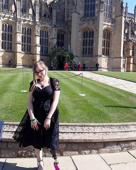 Do you know an inspirational child who could be a Ely Hero? Jorja Furze, who won in 2017, got to be