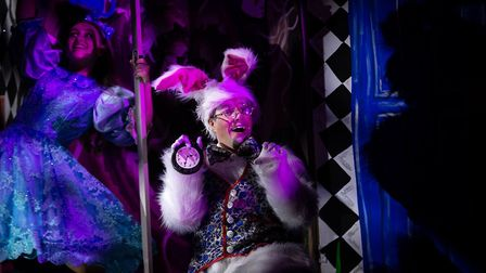 Alice in Wonderland by KD Productions.Picture: KD PRODUCTIONS