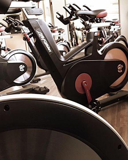 The four leisure centres in Fenland have new exercise bikes. Picture: FREEDOM LEISURE
