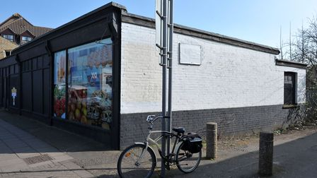 Proposed March Neighbourhood Plan.March freezer centre.Picture: Steve Williams.