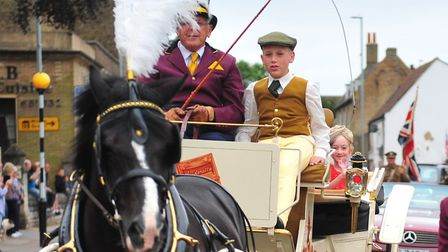 Do you know a charming prince or elegant princess who could lead the March Summer Festival this year