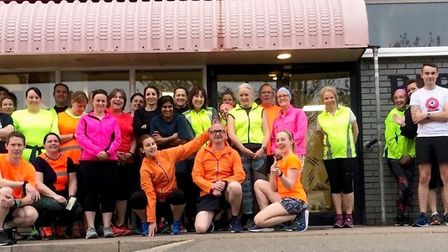 Ely Runners Club has just completed its popular beginners course, which is led by qualified coaches;