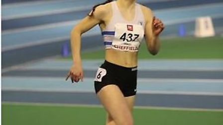 Athlete Maisey Snaith will receive a special award at a lunch in Ely on Friday May 3. It will help h
