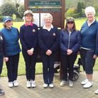 Ladies Jean Wilkinson Team at Ely City - Report from the March Golf Club. Picture: SUPPLIED