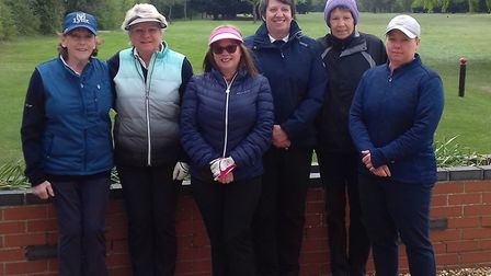 March Ladies Team - Report from the March Golf Club. Picture: SUPPLIED