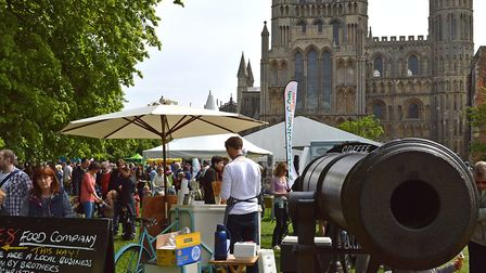 Our city's four-day Ely Eel Festival is just one month away – here is everything you need to know ab