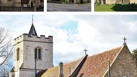Ely diocese has numerous historic churches and a National Lottery award will help with workshops to
