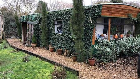 The Pod at Little Downham is now legal after a certificate was issued by East Cambs Council. They ru
