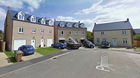 Primrose Crescent in March where a kitchen fire broke out over the Easter Weekend. Picture: GOOGLE M