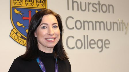 Dr Beth Mosley, who is clinical psychologist at Thurston Community College Picture: WSCCG