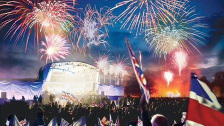 Win a family ticket to the spectacular Battle Proms picnic concert at Burghley House. Throwback to l