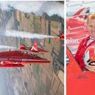 The Red Arrows – will return to the Flying Legends air show this July, one of the few opportunities