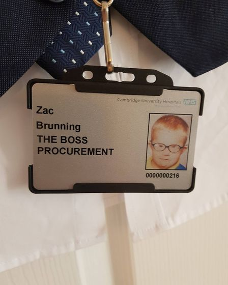 Move over Sir Richard Branson ? when it comes to being an effective boss it?s eight-year-old Zac Bru