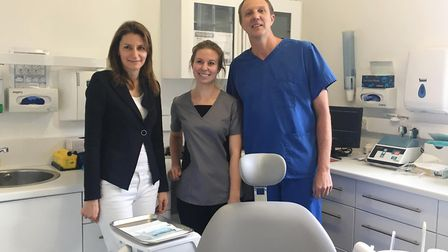 This Ely dental practice has been revamped - and is taking on NHS patients. Tom is joined with Lucy