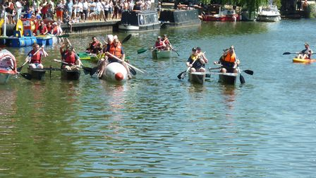 Ely Aquafest is traditonally one of the highlights of summer in Ely. A pictorial reminder of past ye