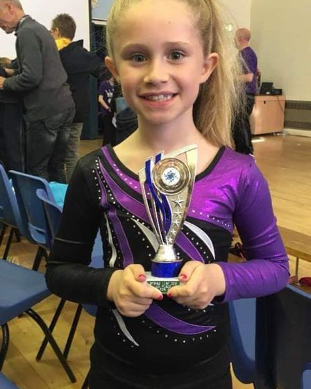 Peformers from Boss Elite of March did amazingly well in a recent competition held at Ely. They danc