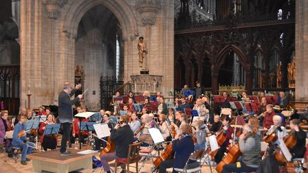 Ely Sinfonia's performance of Verdi's Requiem at Ely Cathedral will provide a magnificent finale to