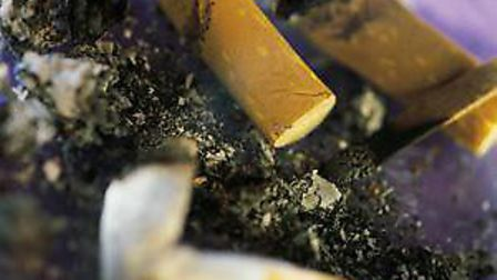 Cambridgeshire County Council spends hundreds of thousands per year on its anti-smoking campaigns. H