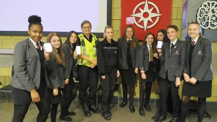 Students were empowered by learning about their future careers, finances and community as part of a