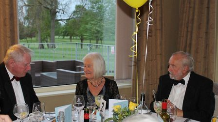 Celebratory gala dinner to mark 80th anniversary of Ely Rotary. Picture: ROTARY CLUB OF ELY.