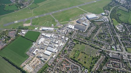 Cambridge Airport set to leave its Newmarket Road site and relocate to one of three options: Cranfie