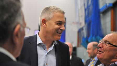 Brexit minister and NE Cambs MP Steve Barclay has warned we are in danger of 'sleepwalking' into rem