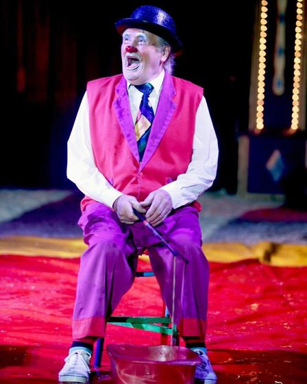 The circus is coming to town, from May to September, at the Skylark Garden Centre on Manea Road near