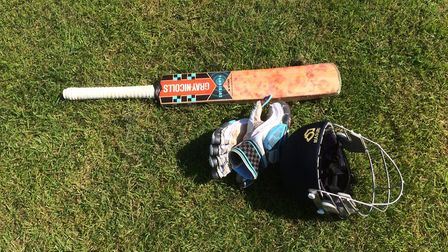 Nostalgic cricket match in aid of charity to take place in March. Picture: ARCHANT.
