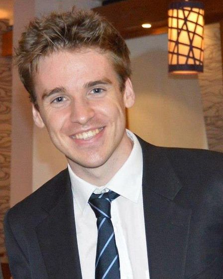 Political adviser to Mayor James Palmer is former East Cambs Tory councillor Tom Hunt