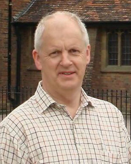 Cambridge City Council leader Lewis Herbert who has accused Mayor James Palmer of cronyism over rece