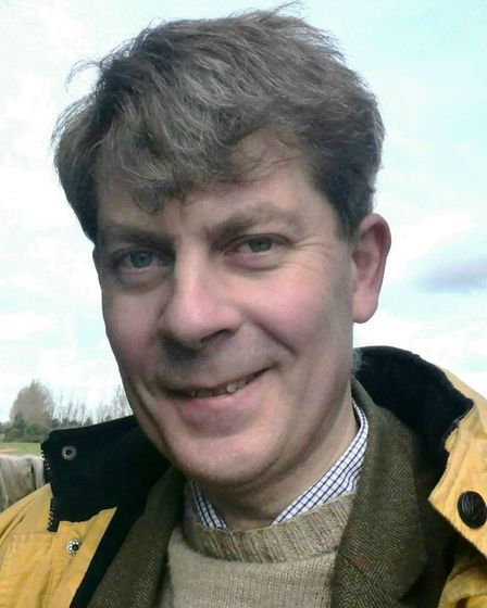 Paul Raynes who resigned as county councillor for the Conservative party in Soham North and Isleham