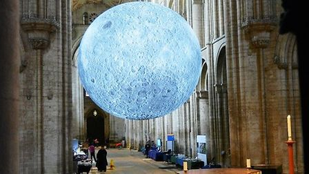 Ely Cathedral science festival. Choral Evensong began the proceedings at Ely Cathedral to celebrate