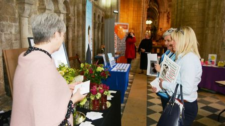 Success for businesses across the region celebrated in Ely. Picture: MIKE ROUSE.